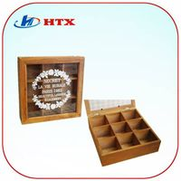 Lovely Wood Wooden Packing Box for Food/Gift/Jewelry