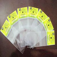 OPP/PP Bags, Various Style are Available, Self-adhesion or with Hanging Header thumbnail image