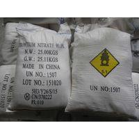 Strtonium Nitrate