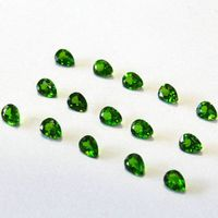 AAA Quality Chrome Diopside Loose gemstones