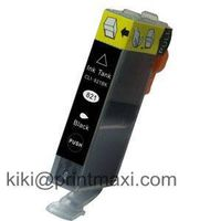 (New) Compatible Color Ink Cartridge for Canon CLI-821BK(With Chip)
