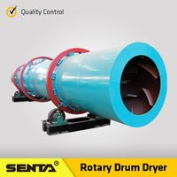Rotary drum scrubber gold separator screen sand washer machine thumbnail image