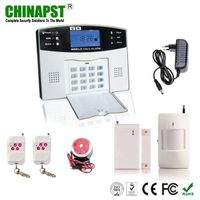 Spanish,Russian,France,Czech,Polish voice 99 Wireless & 7 Wired Zone Quad Band House Alarms Kit