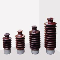Porcelain Line Post Insulators  Composite Insulator Mnanufacturer
