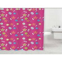 polyester shower curtain PH-005