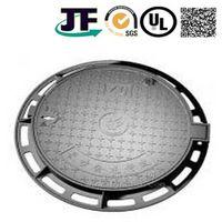 Customized Sand Casting Manhole Cover in Ductile Iron thumbnail image