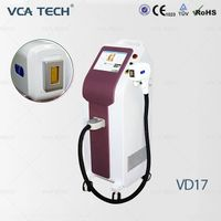 3 in 1 Laser hair removal 755nm, 808nm,1064m