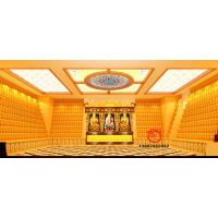 Buddha shelves for temple decoration