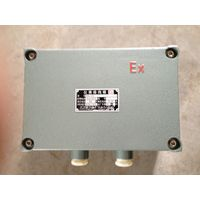 Junction box and test post