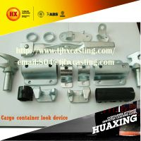 Cargo container rear locks,truck container door lock