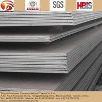 alloy steel plate,  steel plate hs code and st52-3 steel plate large on stock for construction thumbnail image
