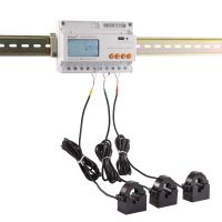 Acrel ADL400 guide rail 3 phase 3 wire power monitoring meter thumbnail image