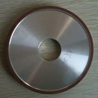 Electroplated diamond profiling wheels