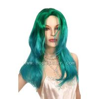 HPS-C007Fancy colorful wig from hopeshair