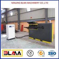 Chinese BLMA brand profile rebar bender and cutter,cnc rebar stirrup bender machine thumbnail image