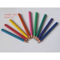 "12 colors3.5""plastic color pencils"