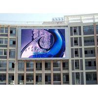 Full martrix outdoor led screen advertising billboard
