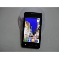 "Android 2.3.5 3G MTK6573 WIFI 4.0""Capacitive Touchscreen GPS Dual Sim card Phone I9220 thumbnail image"