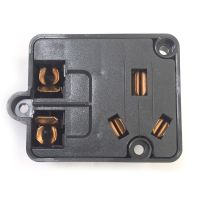 customized home appliance Wall Plug plastic injection molding thumbnail image