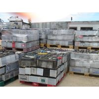 Dry Drained Lead Acid Battery Scrap, ISRI RAINS price $345/MT thumbnail image
