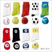 Fancy socks ,ball socks ,creative cotton socks thumbnail image