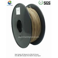 Wood 3d filament 1.75/3.0mm factory price