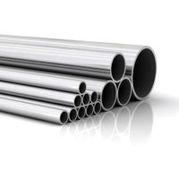 316L Stainless Steel Round Pipe 600 Polished