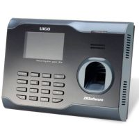 U160 face door lock with eye scanner free id card template