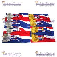 Echarpes tricolores municipales pour maires et adjoints thumbnail image