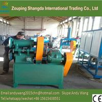 Rubber powder machinery