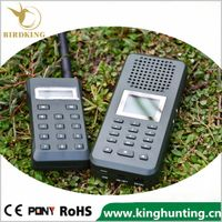 Bird voice mp3 hunting bird caller BK-1519RT