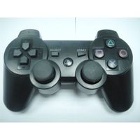 video game accessories of PS3 wireless dualshock sixaxis joystick controller thumbnail image