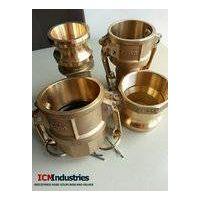 forged brass camlock coupling thumbnail image