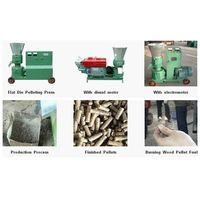 High effective animal feed pellet making machine/High capacity feed pellet making machine/Home Use P thumbnail image