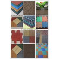 rubber paver/rubber tile thumbnail image