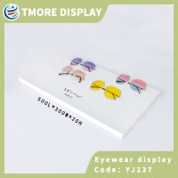 acrylic eyewear display tray