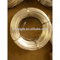 25 kg coil galvanized iron wire / galvanizing binding wire