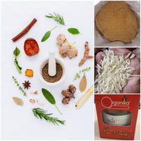 Organic Food Baskets