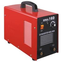 welding machine mig 160 type with stable welding beam