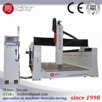 Syntec control ship mould make CNC router machine from Chencan