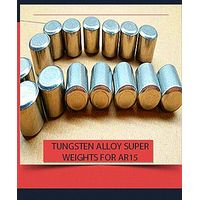 Tungsten Alloy Super Weights for AR15 Buffer thumbnail image