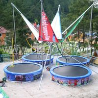 Bungee Trampoline 4 Persons thumbnail image