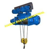 CD/MD type electric wire rope hoist