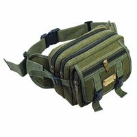 water proof canvas fishing bag
