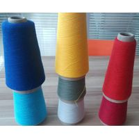 100% Polyester Ring Spun Yarn Weaving Knitting Yarn