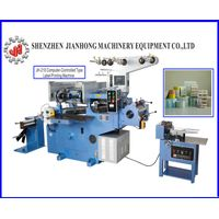automatic adhesive label printing machine in china