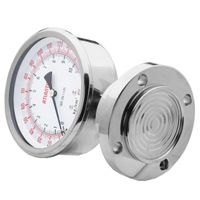 Diaphragm Pressure Gauge single flange type #DS300