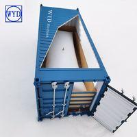 Foldable fuel bladder flexi bag container flexitank for liquid chemicals thumbnail image