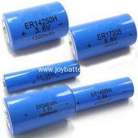 3.6V Li-SOCl2 battery ER26500 8500mah,3.6V lithium battery ER26500 C size thumbnail image