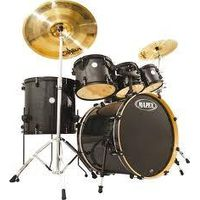 "Mapex Horizon HZB 5-Piece Drum Set with Free 8""x7"" Tom"